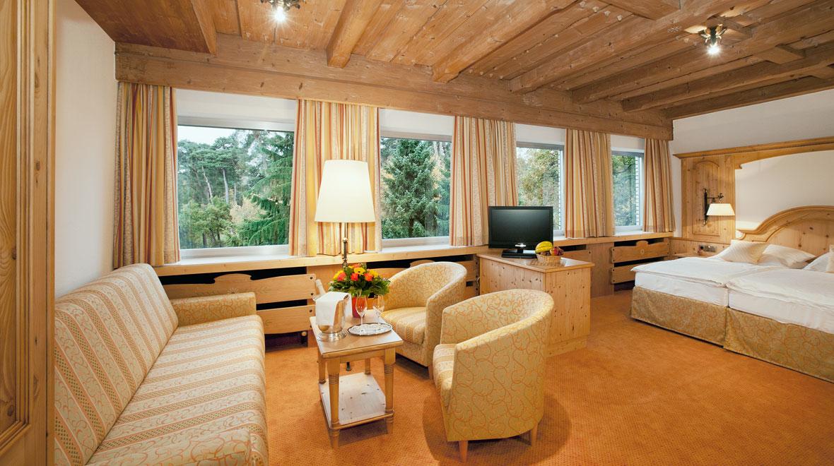 Tannenhof - Junior Suite